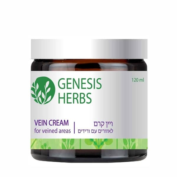 Genesis Herbs  Vein Cream