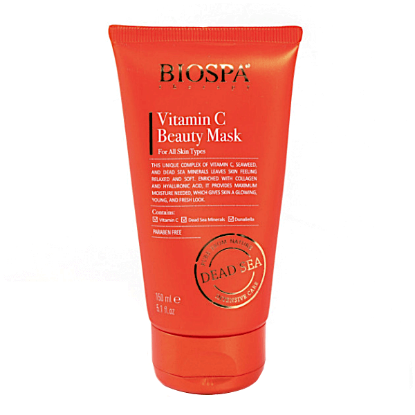 Bio Spa  Vitamin C Beauty Mask