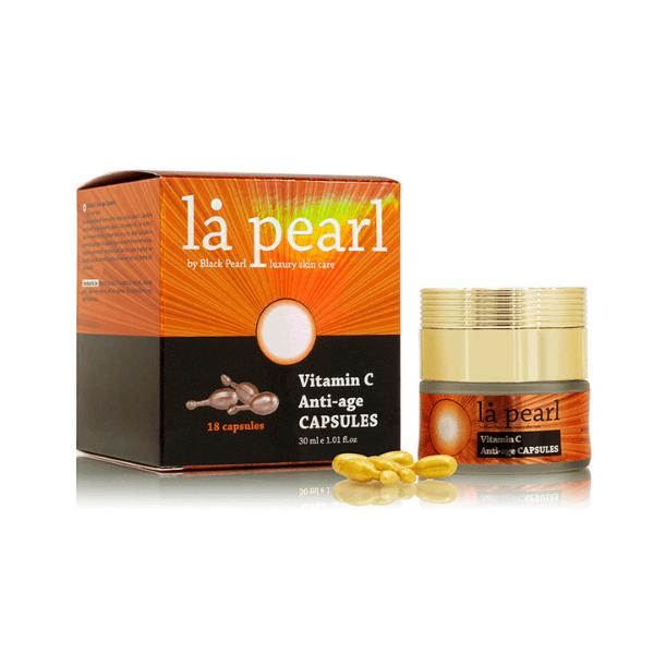 La Pearl  Vitamin C AntiAge Capsules