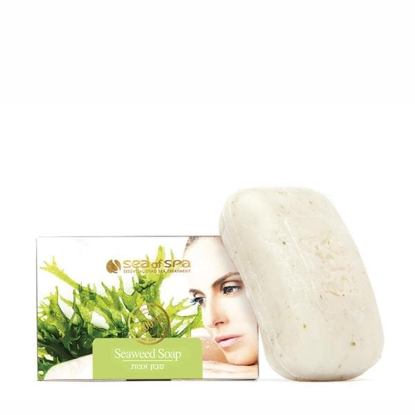 AntiCellulite Seaweed Soap 125g