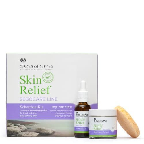 Skin Relief  Seborrhea Kit