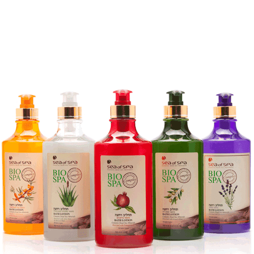 Bio Spa  Bath Lotion Pomegranate