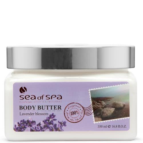 Body Butter Lavender Blossom