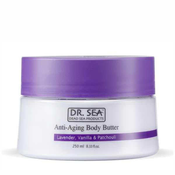 AntiAging Body Butter Lavender Vanilla  Patchouli