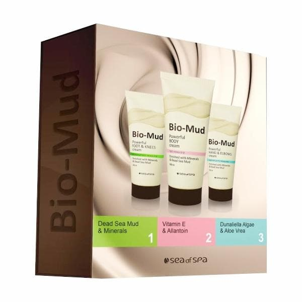 Bio Mud  Body Care Kit