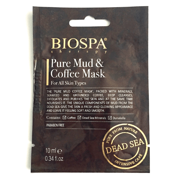 Bio Spa  Pure Mud  Coffee Mask 10ml