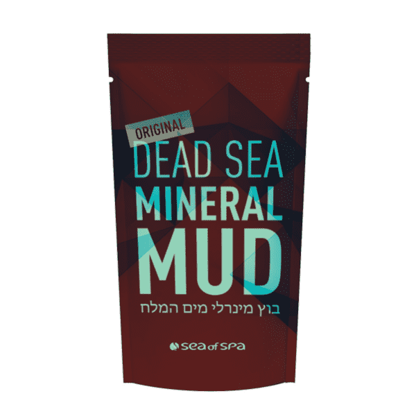 Natural Dead Sea Mineral Mud