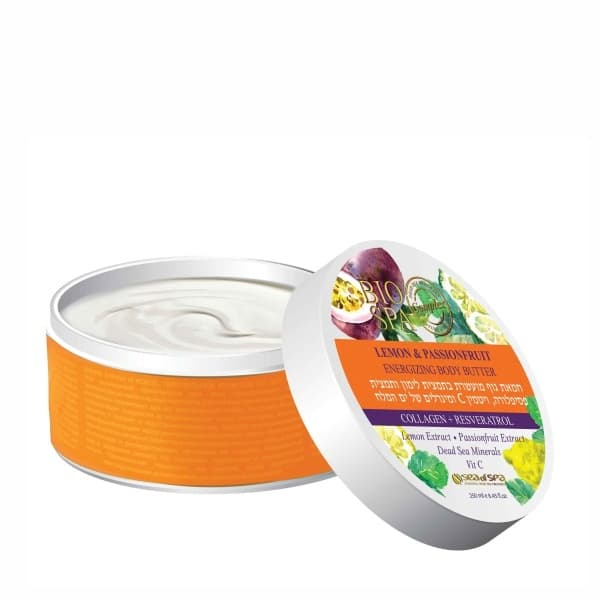 Bio Spa  Lemon  Passionfruit Energizing Body Butter