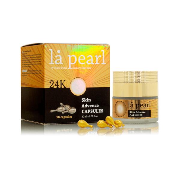 La Pearl  Skin Advence Capsules