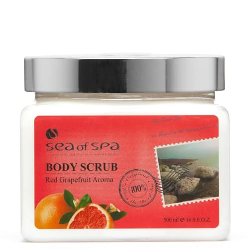 Body Scrub Red Grapefruit