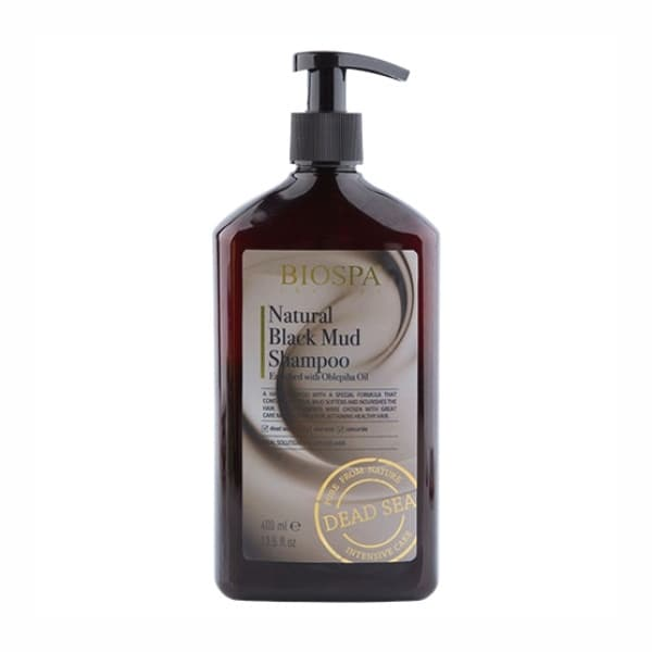 Bio Spa  Natural Black Mud Shampoo