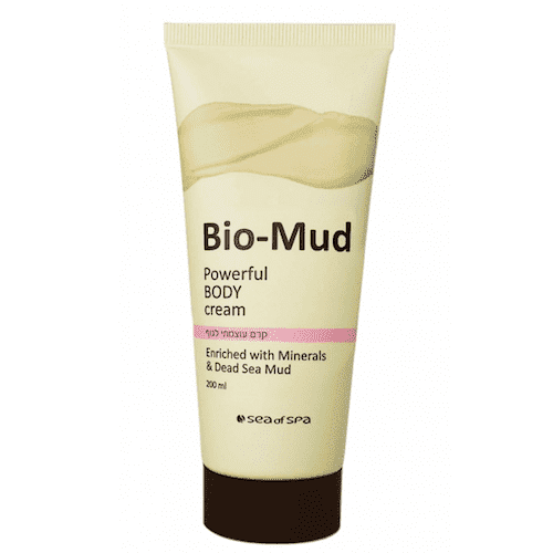 Bio Mud  Powerful Body Cream